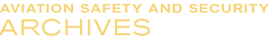 Aviation Safety and Security Archives logo